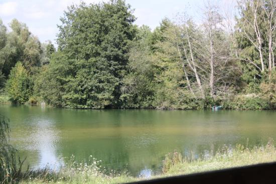 Journée au bord du lac chez mon amie  BARBARA KLEIN