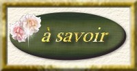 §§ A savoir §§