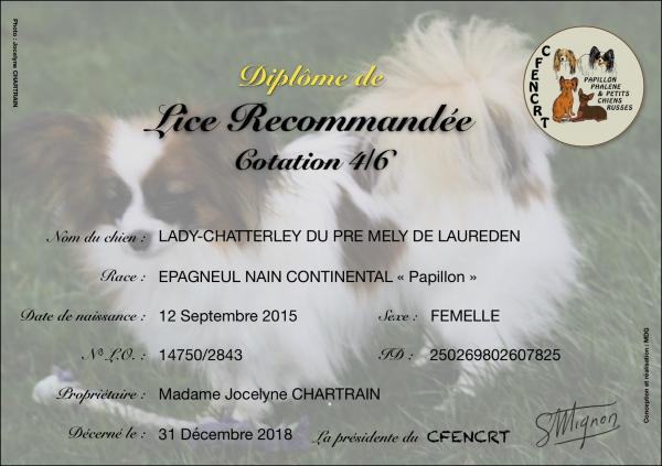 Diplome lady c cot 4 2018 copie