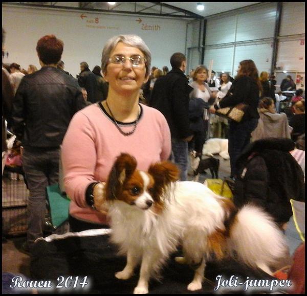 Joli jumper rouen 2014