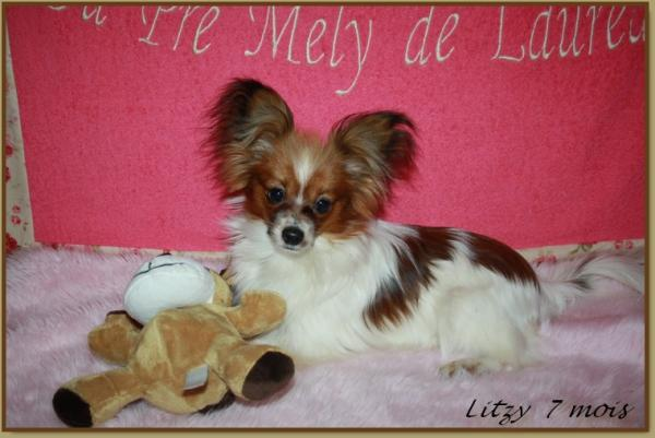 Litzy 7 mois 2