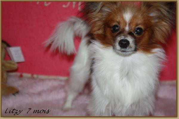 Litzy 7 mois 3
