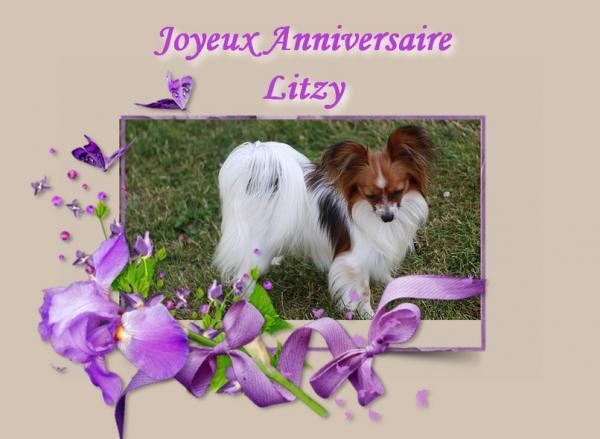 Litzy un an