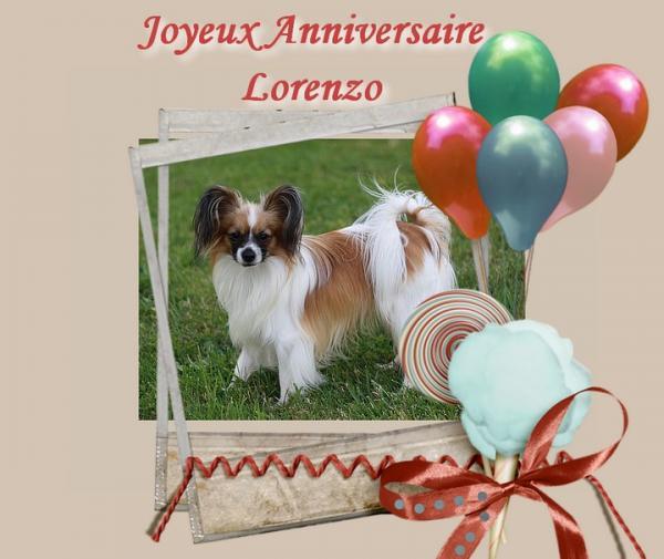 Lorenzo 1 an