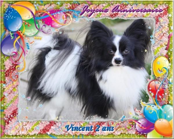 Vincent 2 ans