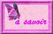 §§ A savoir §§